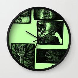 A sudden realization part 1 Wall Clock