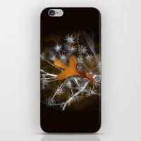 sparkle iPhone & iPod Skins featuring Sparkle by Heidi Fairwood