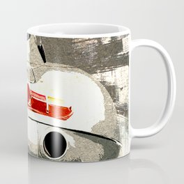 Jaguar E-TYpe Coffee Mug