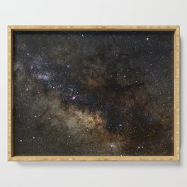 Milky Way Serving Tray