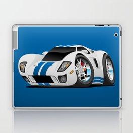 American Supercar Cartoon Laptop & iPad Skin