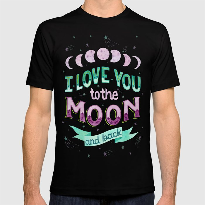 I Love You To The Moon And Back Sweatshirt