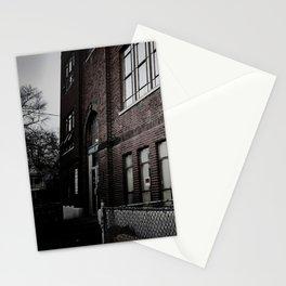 Brick By Boring Brick Stationery Cards