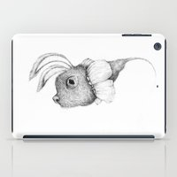 mouse iPad Cases featuring mouse by Andreas Derebucha