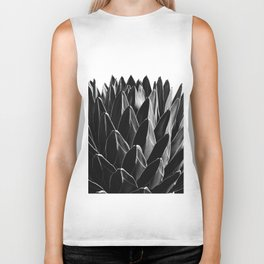Agave Chic #7 #succulent #decor #art #society6 Biker Tank