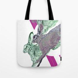 The Rabbits Tote Bag