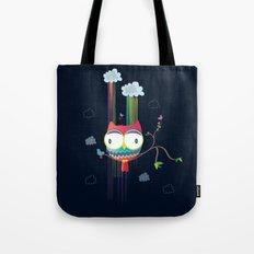 Colorfowl Tote Bag
