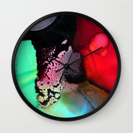 Unrequited passion Wall Clock