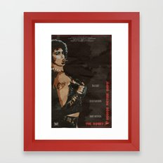 Rocky Horror Picture Show Framed Art Print