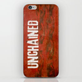Unchained iPhone Skin