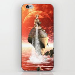 The water source iPhone Skin