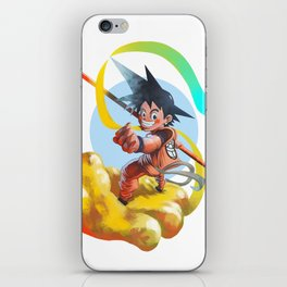 Son Goku iPhone Skin