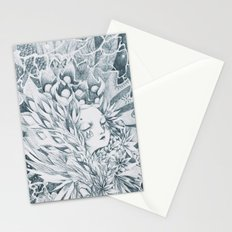 seeing with eyes closed Stationery Cards