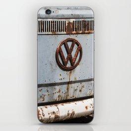 Rusted iPhone Skin
