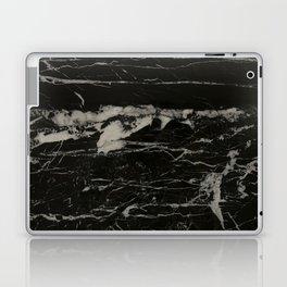 Dark marble Laptop & iPad Skin