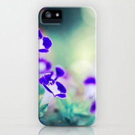 Summer Sisters iPhone Case