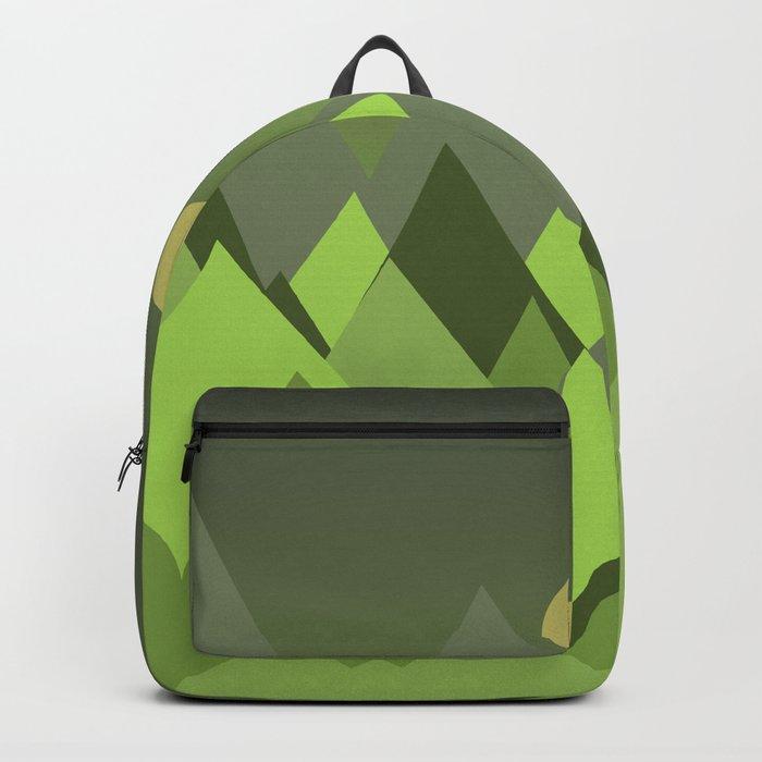 Landscape NC 07 Greenery Backpack