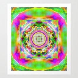 Central Wonder Art Print