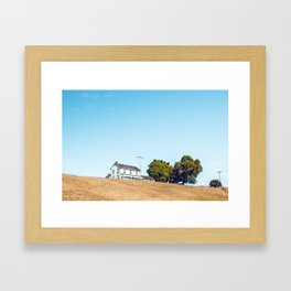 Holding Our Own Framed Art Print