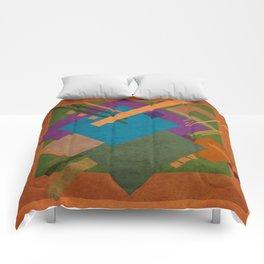 Geometric illustration 16 Comforters