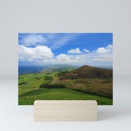 Sao Miguel, Azores Mini Art Print