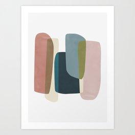 Graphic 180 Art Print