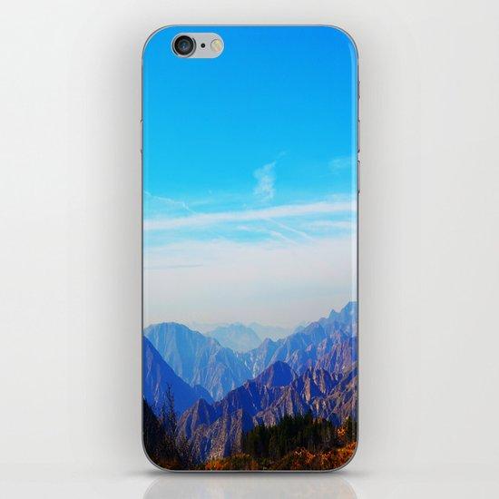 Angeles Haze iPhone & iPod Skin