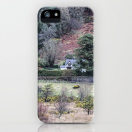Travel to Ireland: A Country Home iPhone Case