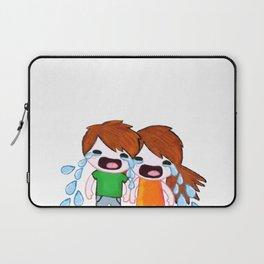 Weepy Twins Laptop Sleeve