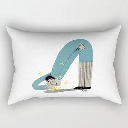 Hi Rectangular Pillow