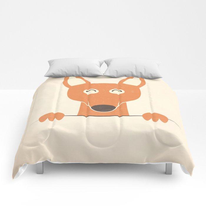 Pocket Kangaroo Comforters