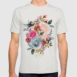 Autumn Rose T-shirt