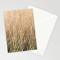 Field in the Sun Stationery Cards