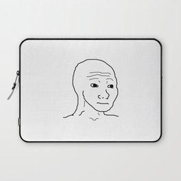 Wojak / That feel guy Laptop Sleeve
