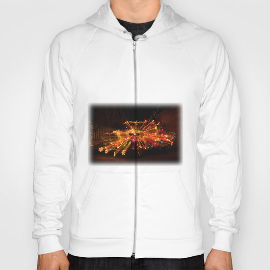 Candy Cane Lane Chevy Truck Hoody