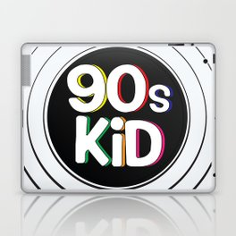 90s Kid Laptop & iPad Skin