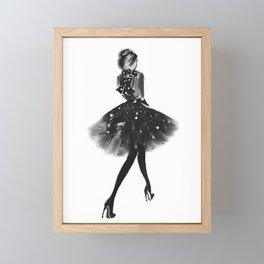 Carlee Framed Mini Art Print