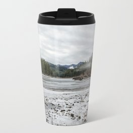 Fish Lake Emerging No. 2 Travel Mug