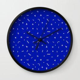 'MEMPHISLOVE' 58 Wall Clock