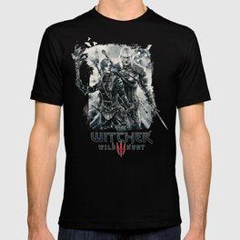 Geralt and Cirilla T-shirt