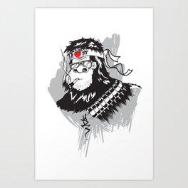 Viet Kong Art Print