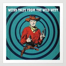Wild/West Art Print