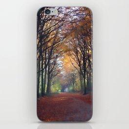Delicious Autumn... iPhone Skin