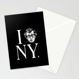 I (Woody) NY Stationery Cards
