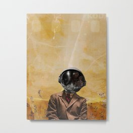 The Right Headspace Metal Print