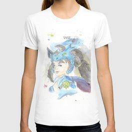 League of Legends - Vayne Watercolour T-shirt