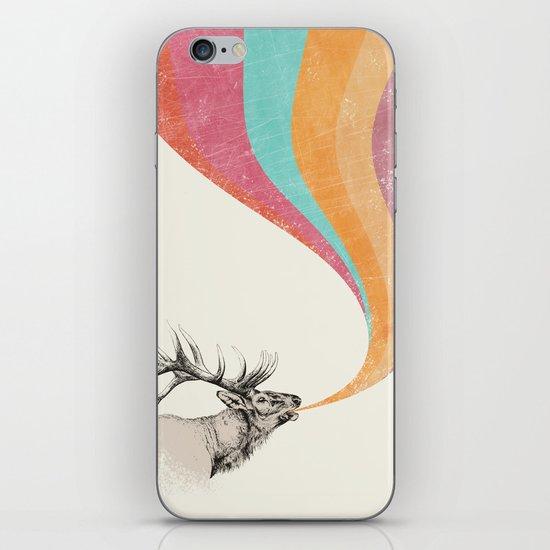 Elk Song iPhone Skin
