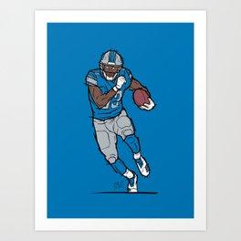 Johnson Art Print