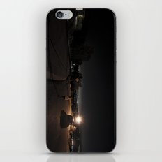parking lot chilling iPhone & iPod Skin