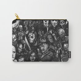 Classic Horror Guice Carry-All Pouch